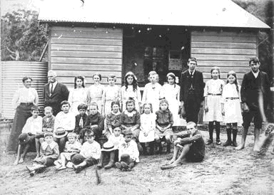 Empire bay public school 1941